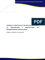 Prevencion y Proteccion de Enfermedades Infecciosas