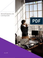Dynamics 365 Licensing Guide July 2018(1)
