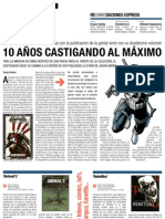 Suplemento Comic Julio 2010