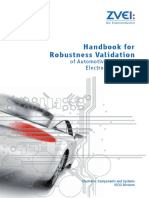 Handbook of Robust Validation of Automotive Electrical-Electronic Modules