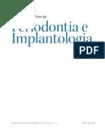 Dental Press Implantodontia-Periodontia - 2011