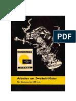 Motorenhandbuch Zündapp bis 100 ccm (German)