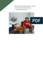 Dokumentasi Kegiatan Pemeriksaan Kehamilan Di Posyandu