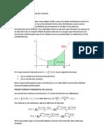 Teoremas Fundamentales Del Calculo