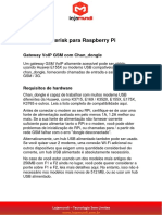 Gateway Voip Gsm Chan Dongle