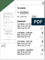 Sendeberichte - Bauverein Rheinhausen e. G. - 28. Witumanoth 2018