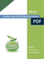 Curso Dessistematizando - AULA 2