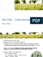 ISO 27001 - 27002 Introduction