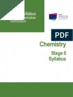 Chemistry Stage6 Syllabus PDF