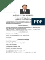 C.V.RMC