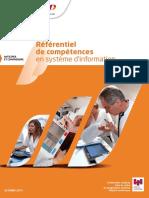 ANAP Referentiel Competences SI 2013