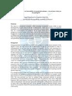 Zetica Understanding the Limits of Detectability of UXO