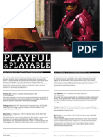 Playful & Playable. Cine de animación hecho con Videojuegos