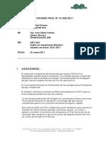 Informe Final de supervision  Neo Gas