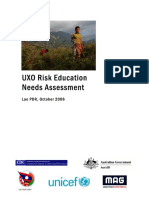 Risk Education Assessment Draft