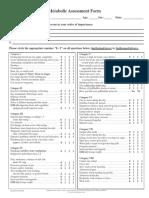 Metabolic Assessment