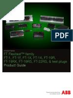Procedimiento Factor de Potencia en Aislamientos ST-CT-002