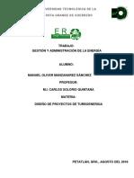 Reporte de la evaluación del viento en el campo experimental INIFAP Ixtacuaco en Veracruz