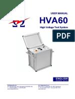 Dhv0002 Hva60 Manual Hvd en Rev04