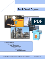 Tank Vent Dryers Brochure