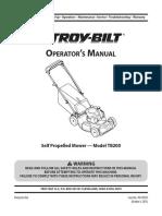 Troybilt TB200