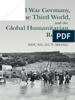 YOUNG-SUN, H. Cold War Germany, The Third World, And the Global Humanitarian Regime (Cambridge, 2015)