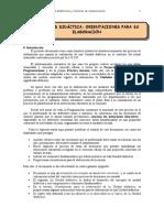 Como eleborar una unidad didactica.pdf
