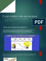Curso Básico de Eletricidad