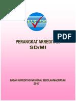 01 Perangkat Akreditasi Sd Mi 2017