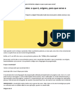 "BeCode _ JavaScript para iniciantes o que é, origens, para que serve e ""Hello World"".pdf"