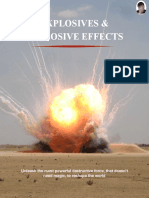 Explosives and Explosive Effects Roleplaying Supplement