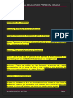 Glosario Juridico Notarial
