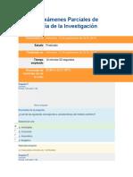 Modelo de Parcial de Metodología de la Investigación Científica
