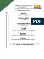 Unidad II Tornillos de Sujecion y de Potencia(1)