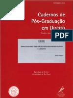 Cadernos de Pós-Graduação em Direito 38 2016