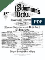 Schumann Mignon