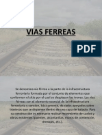 Vias Ferreas