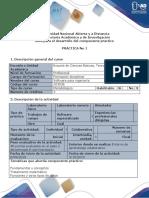 Guía Para El Dearrollo Del Componente Práctico Software Especializado