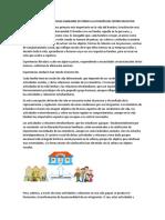 Las Actitudes y Creencias Familiares en Torno a La Función Del Centro Educativo
