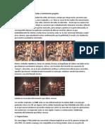 Tendencias Musicales Asociadas a Movimientos Grupales