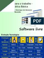 Apresentação Software