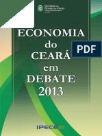 Encontro Economia Ceara Em Debate 2013