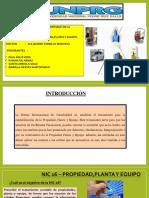 Nic 16 - Diapositivas