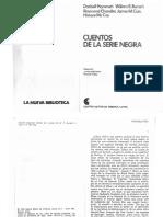 Piglia_Introduccion a Cuentos de La Serie Negra