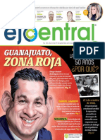 Eje Central No 120 - 27 Sept a 3 Oct 2018