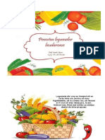 povestea legumelor laudaroase