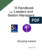 JOTA Handbook for Scouts