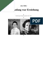 Miller-Am Anfang War Erziehung Aleman