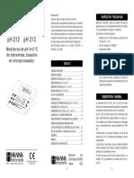 PH211 Manual