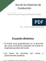 Flujo Permanente Gradualmente Variado hidráulica basiquisima